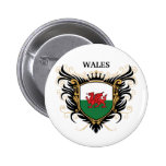Wales [personalize] pins