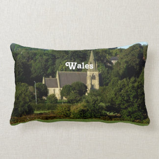 Wales Throw Pillows