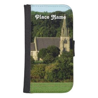 Wales Galaxy S4 Wallet Cases