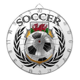 Wales Soccer 2016 Fan Gear Dart Board