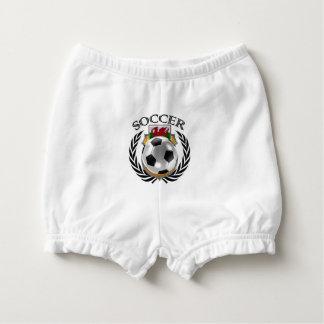 Wales Soccer 2016 Fan Gear Diaper Cover