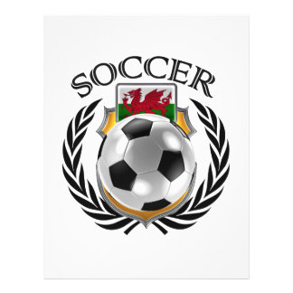 Wales Soccer 2016 Fan Gear Flyer