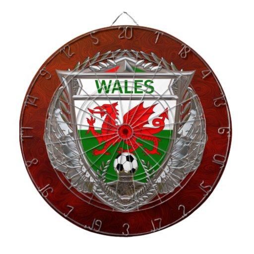 Wales Soccer Dartboards