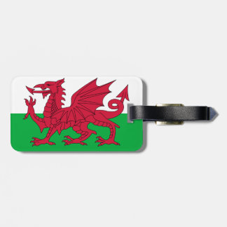 wales tag for luggage