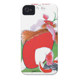 wales v england balls - from tony fernandes iPhone 4 case