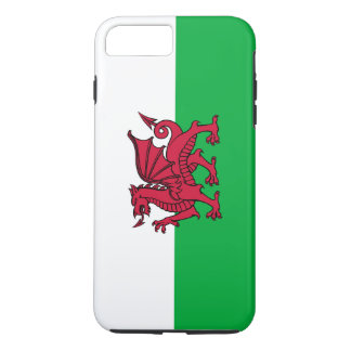 Wales Welsh Dragon Flag iPhone 7 Plus Case