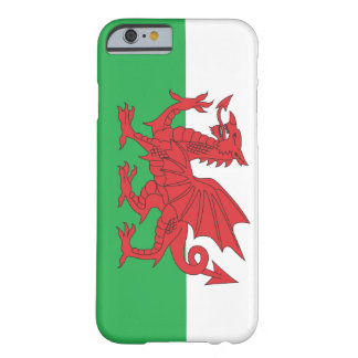 Wales/Welsh Dragon iPhone 6 case