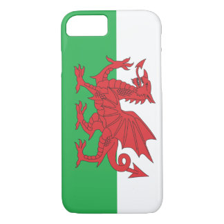 Wales/Welsh Dragon iPhone 7 case