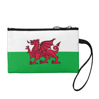 Wales –Welsh Flag Coin Purse