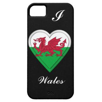 Wales Welsh flag cymru dragon iPhone 5 Case
