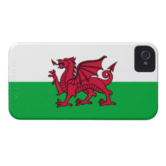 Wales – Welsh Flag Dragon iPhone 4 Covers