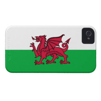 Wales – Welsh Flag Dragon Case-Mate iPhone 4 Cases
