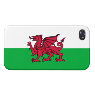Wales – Welsh Flag Dragon Case For iPhone 4