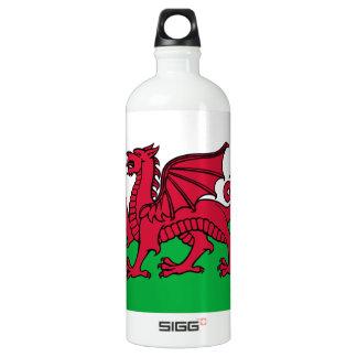 Wales -Welsh Flag SIGG Traveler 1.0L Water Bottle