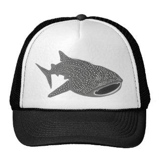 walhai wal hai whale shark animal t-shirt scuba trucker hat