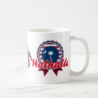 Walhalla, SC Classic White Coffee Mug
