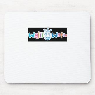 Walii Wataa Brand Items Mouse Pad