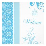 Walima Invitation - Islamic Wedding