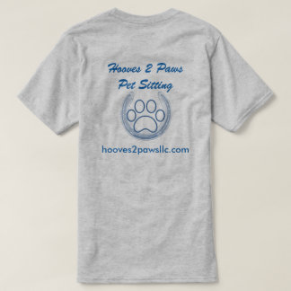 Walk a mile in my shoes T-Shirt