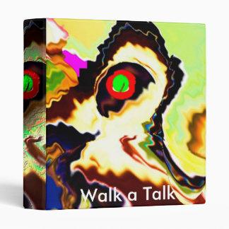 Walk a Talk - Leadership in Communication Binder