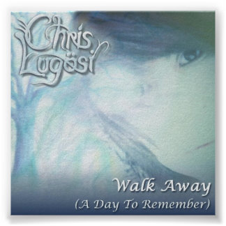 Walk Away (A Day To Remember) Poster