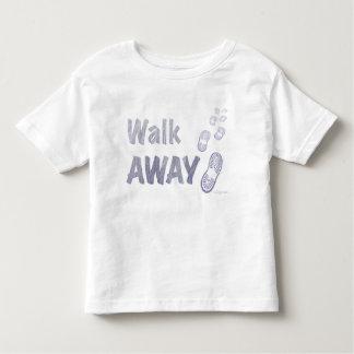 Walk Away child t-shirt