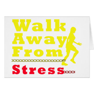 Walk Away From Stress Cards
