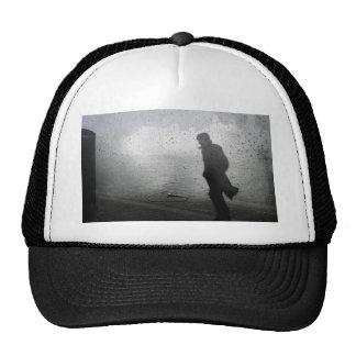 Walk Away in Silence Trucker Hat