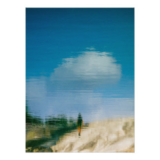 Walk Away Photo Print