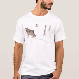 Walk Away Wolf T-Shirt