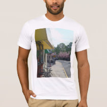 Walk By Cafe T-Shirt