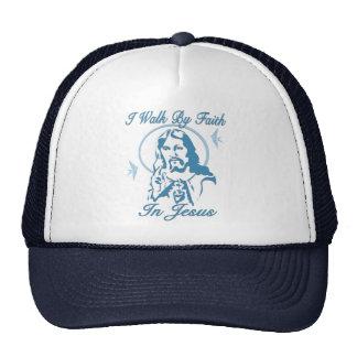 Walk By Faith Trucker Hats