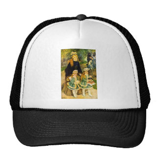 Walk by Pierre Renoir Hats
