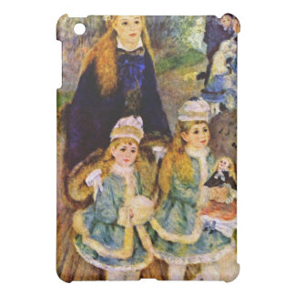 Walk by Pierre Renoir iPad Mini Covers