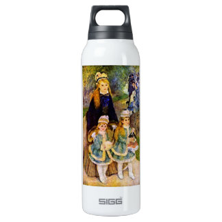 Walk by Pierre Renoir 16 Oz Insulated SIGG Thermos Water Bottle