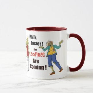 Walk Faster! Mug