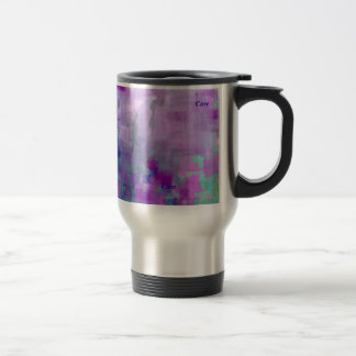 Walk for a Cure Travel Mug