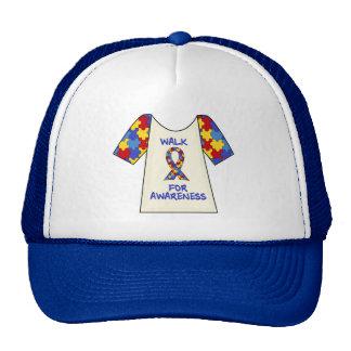 Walk For Autism Awareness Trucker Hat