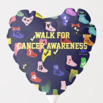 Walk for Cancer Awareness Balloon