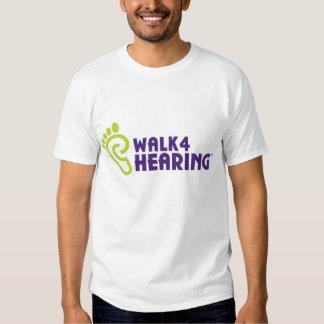 Walk For Hearing Loss T Shirts