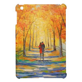 Walk in autumn Park iPad Mini Cases