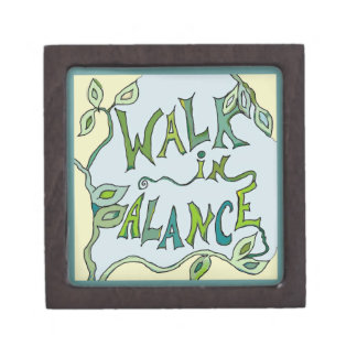 walk in balance gift box