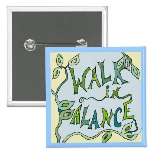 walk in balance pin