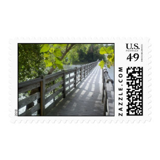Walk In Righteousness Postage Stamp