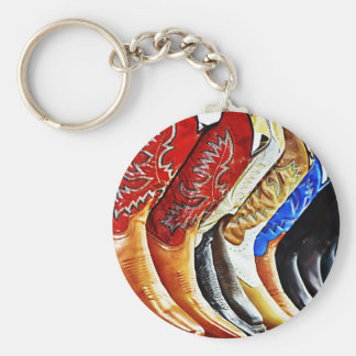 Walk in Style Key Chains