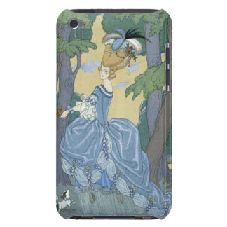 Walk in the Forest, illustration for 'Fetes Galant Barely There iPod Case