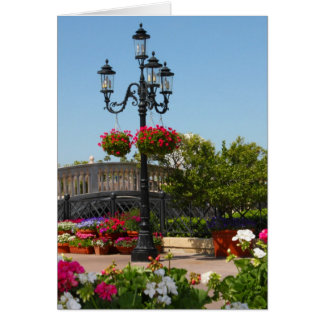 Walk In The Park Notecards Card