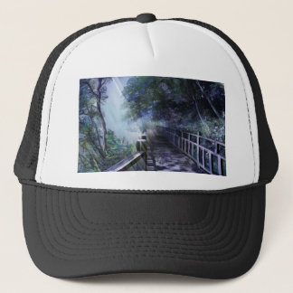 Walk In The Park Trucker Hat