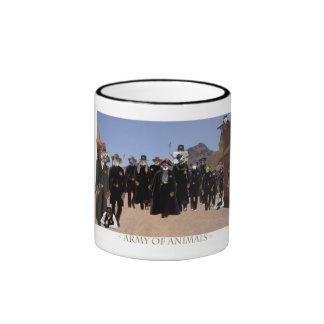 Walk in Tombstone Ringer Mug