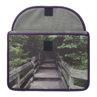 walk into the woods sleeve for MacBook pro
